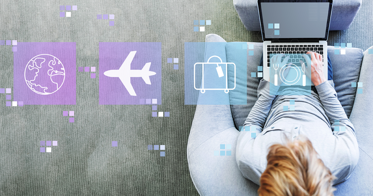 Implementing a travel request process